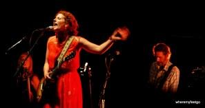 Rocking so hard. Kathleen Edwards: the reason I volunteered for Ottawa Folkfest 2012.