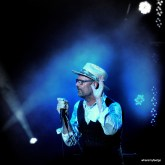 Gord Downie of the Tragically Hip. He is sadly cool. (Ottawa Bluesfest 2011)
