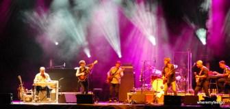 the dudes of Blue Rodeo. (Ottawa Bluesfest 2011)