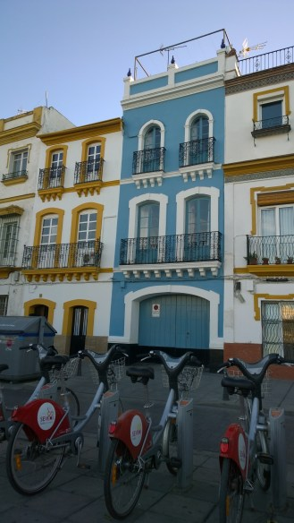 The newer, hipper side of Sevilla
