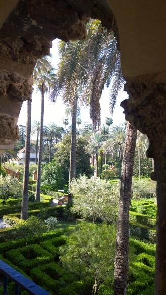 Gardens of the Alcazar