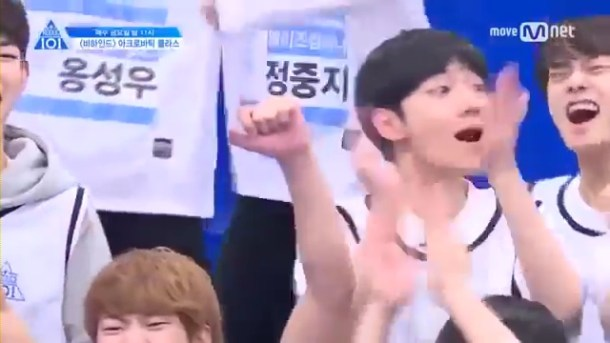 [ENG SUB] PRODUCE 101 Acrobatic Lesson Unreleased Footage.mp4_000164655