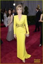 Jane Fonda in Versace