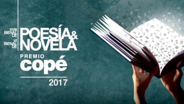 Premio Copé 2017: Estos son los ganadores en poesía y novela