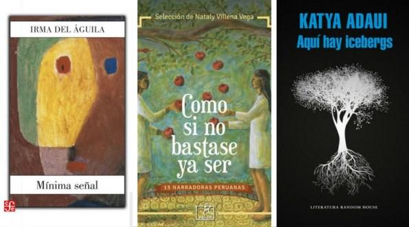 Narradoras peruanas 2017