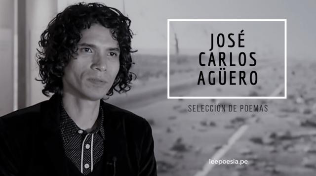 7 poemas de 'Enemigo' de José Carlos Agüero