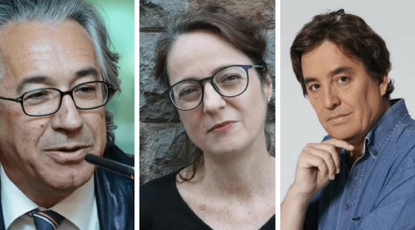 Poetas que participarán en la FIL Lima 2018.