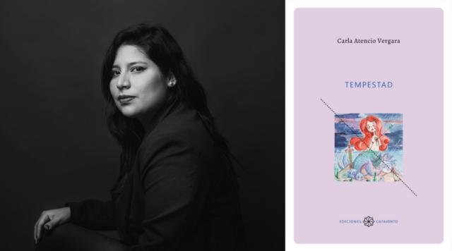 Carla Atencio sobre 'Tempestad': «Hay un punto en el que te desafías a ti mismo para seguir»