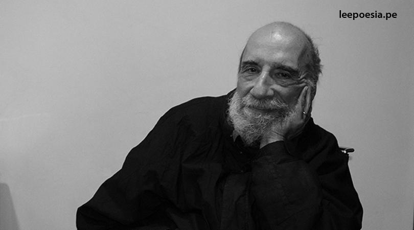 Entrevista a Raúl Zurita.