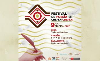 Festival de Poesía en Chepén Chepén 2018