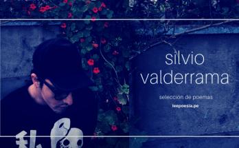 Poemas de Silvio Valderrama
