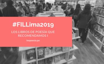 FIL Lima 2019: