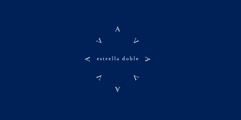 Estrella doble de Alejandra del Valle