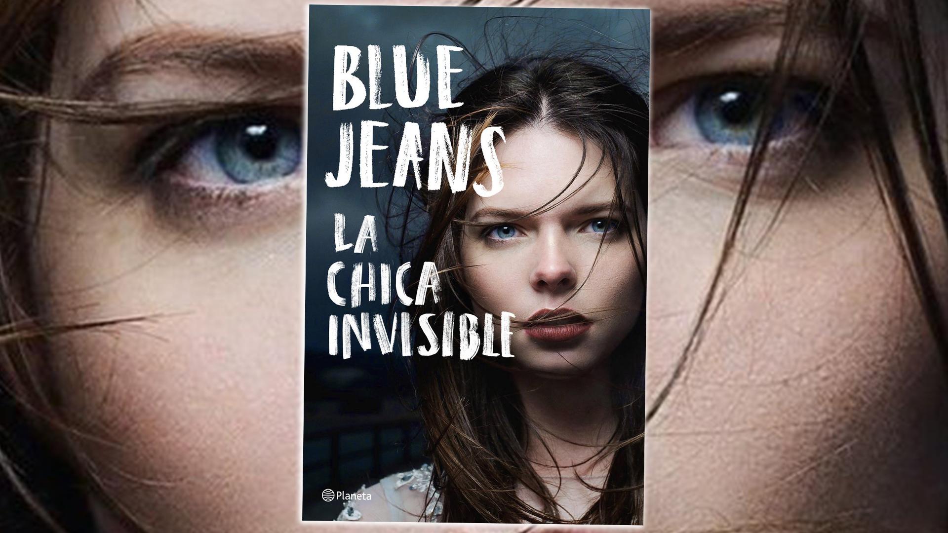 Resultat d'imatges de blue jeans la chica invisible