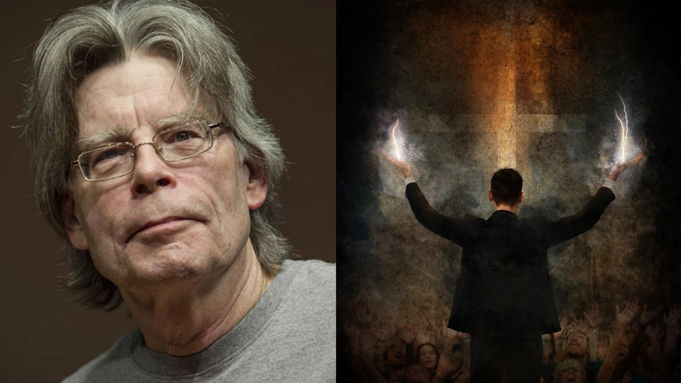 Revival de Stephen King tendrá una adaptación para el cine