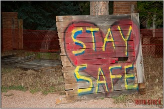 Mountain Shadows: Stay Safe