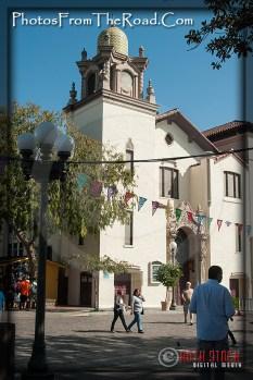 Los Angeles Plaza Historic District