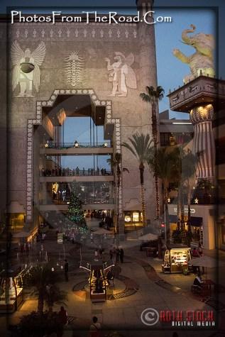 Babylon Court at Hollywood & Highland