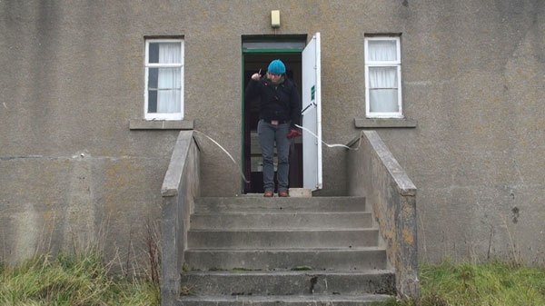 Opening - Community Center in Hoy, Orkney Islands, Scotland, 2009