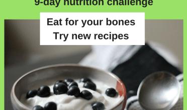 Do you get enough calcium?