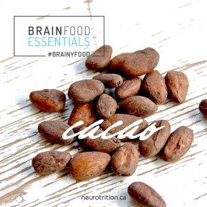 cacao brain food