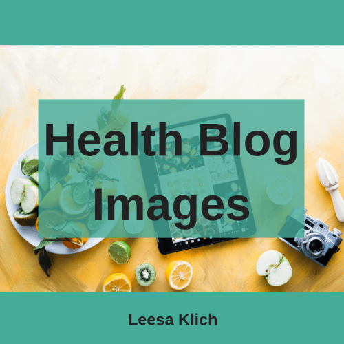 Health blog images – How to make them work for you
