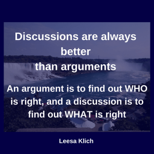 Who is right vs what is right