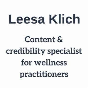 Leesa Klich Logo