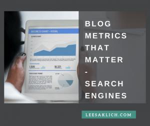 blog metrics that matter