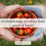 Ways to Reduce Food Waste
