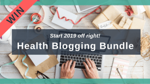 Health Blogging Bundle