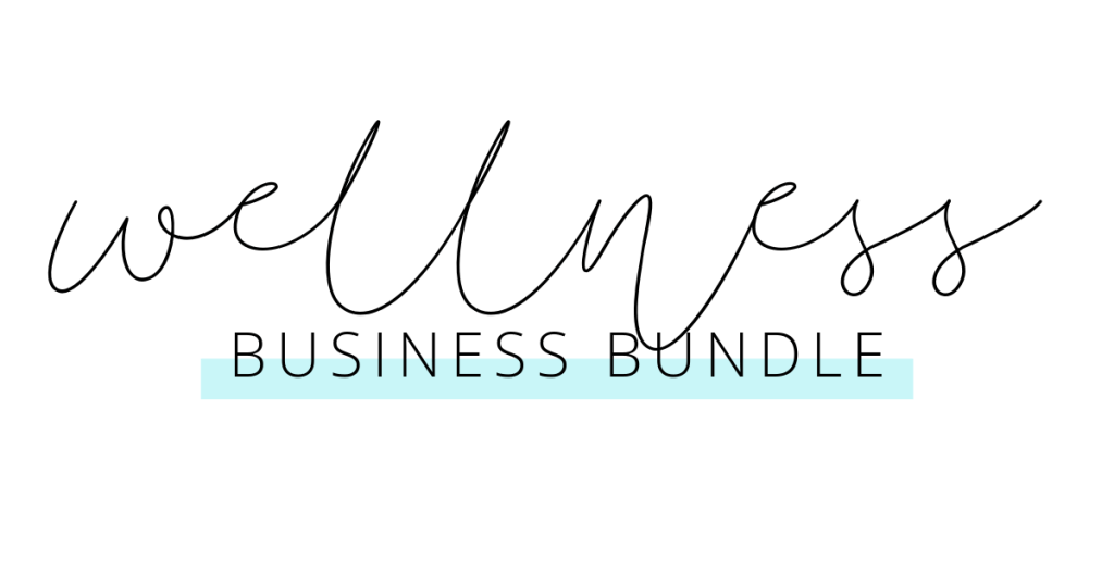 wellness business bundle blog must-haves