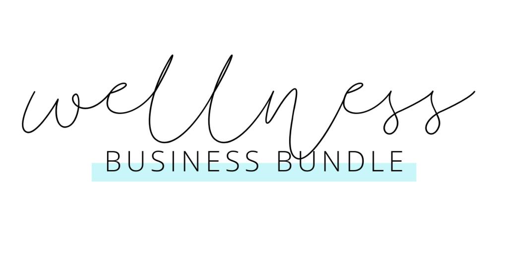 wellness business bundle blog must-haves