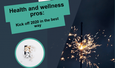 Health and wellness pros: Kick off 2020 in the best way