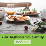 How-to guide to meal planning