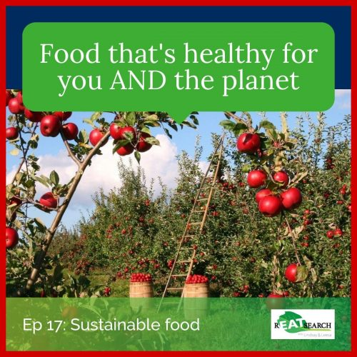 Eco eating: Food for your health and the Earth's
