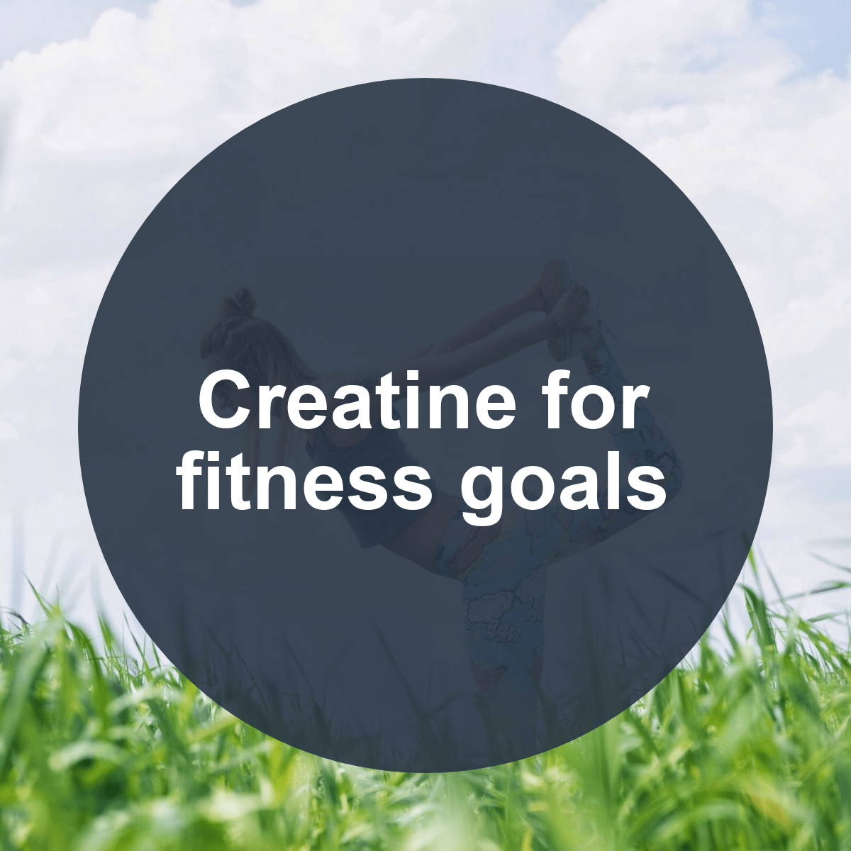"done-for-you ""creatine for fitness goals"""