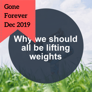 done-for-you lifting weights discontinuing dec 2019