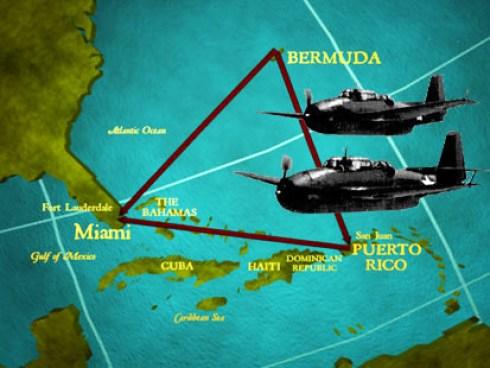 Resultado de imagen para flight 19 bermuda triangle