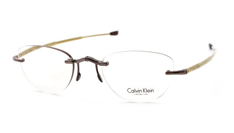 3c40918ca98d12 Calvin Klein opvouwbare leesbril CR2 209 goud kopen