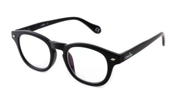 Leesbril Croon Bowie Multifocaal 10110 zwart