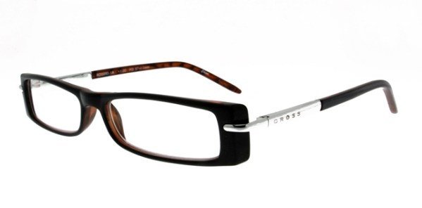 Leesbril Cross RD0090 zwart/havanna
