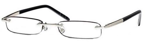 Leesbril Cross RD0120-1 zwart