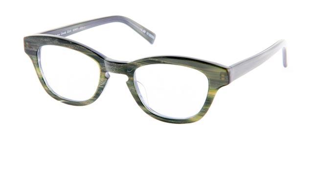Leesbril Geek Girl 2267 11 olijf
