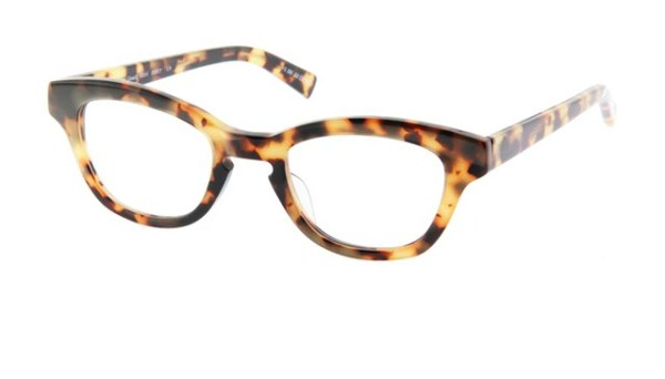 Leesbril Geek Girl 2267 19 havanna