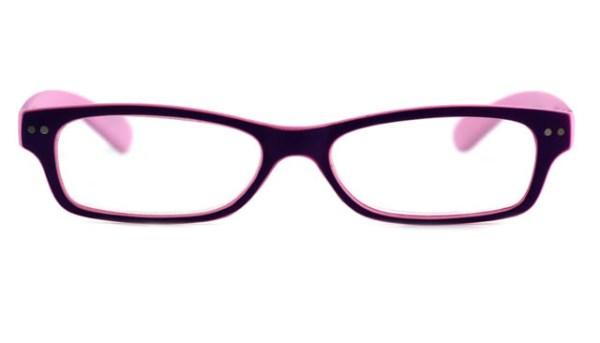 Leesbril INY Berlin G48100 paars/roze