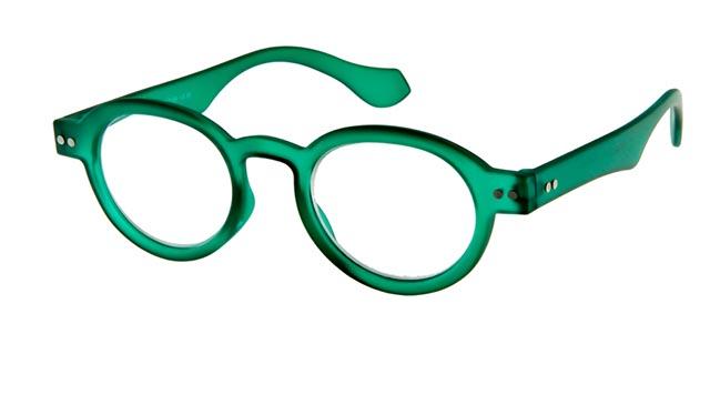 Leesbril INY Doktor G12100 groen/transparant