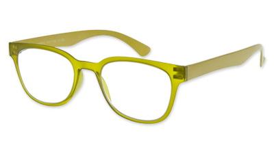 Leesbril INY James G47100 olijfgroen