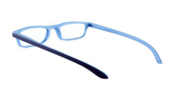 Leesbril INY Zipper Selection G51500 blauw/blauw
