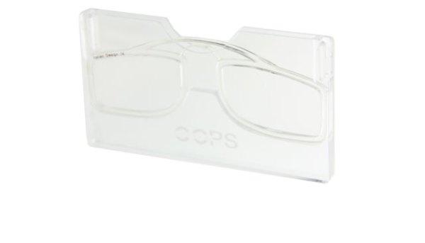 Leesbril OOPS transparant